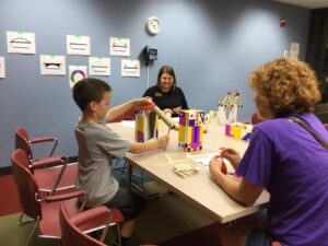 Drop in STEM Bridges program